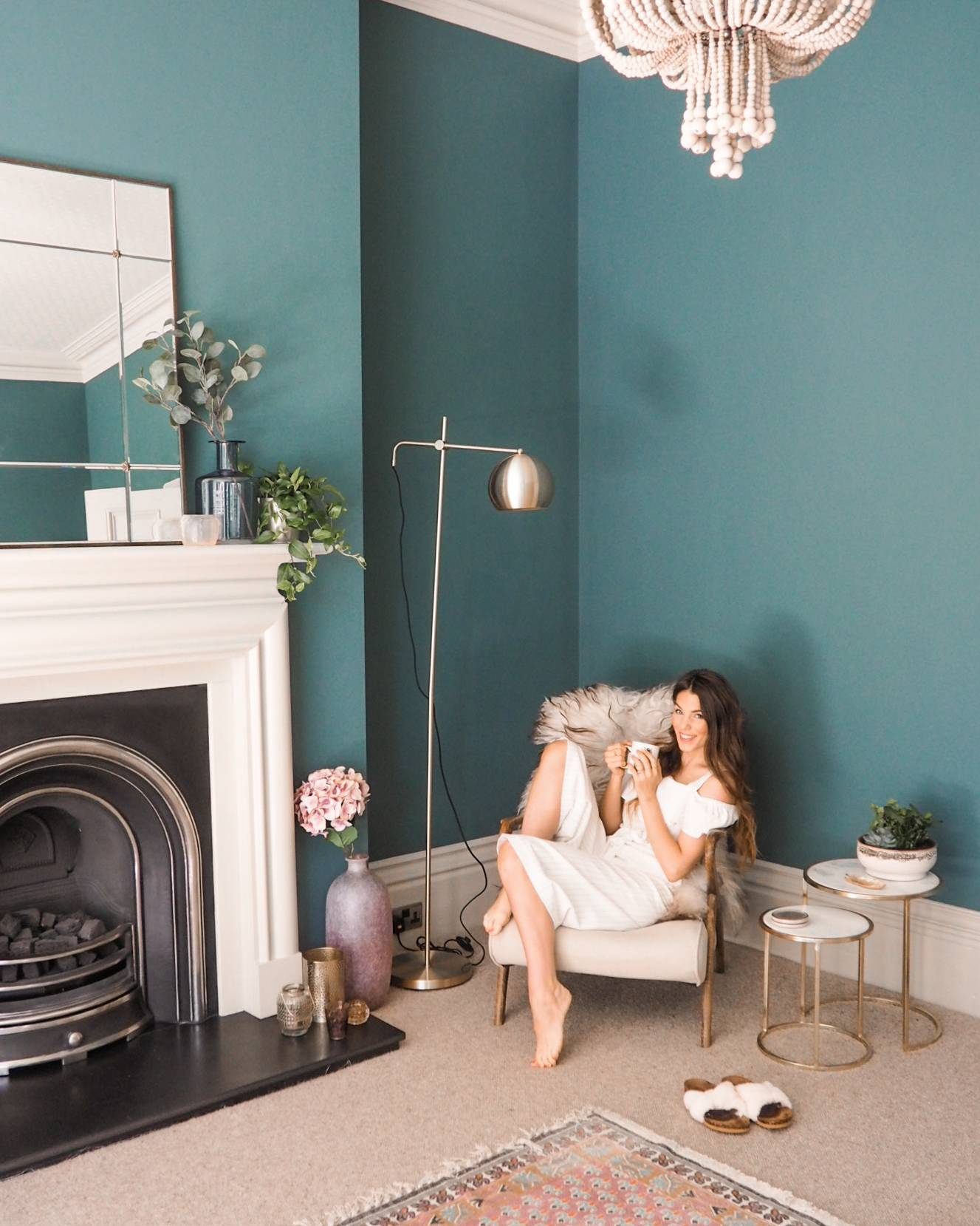 Transforming our Living Room with Farrow & Ball